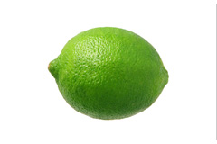 Week 12 baby fetus size lime