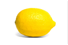 Week 14 baby fetus size lemon