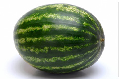 Week 39 baby fetus size watermelon